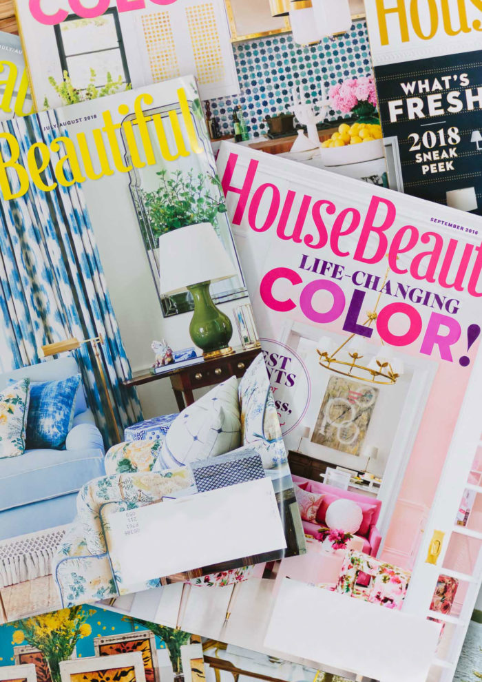 The Drama at House Beautiful: What Do We Want From Design Magazines?