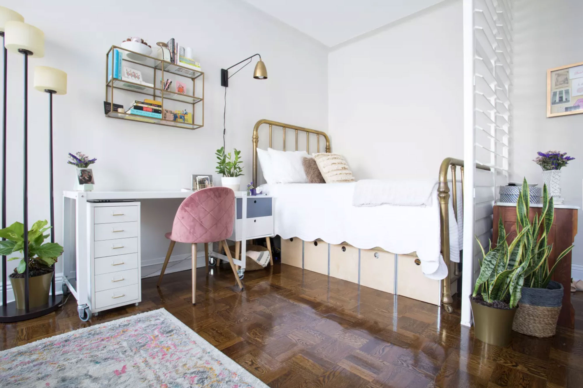 Ideas for Dividing a Studio Apartment | Interior Design ...