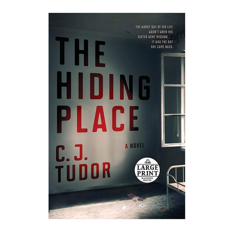New books to read featured by top US life and style blog, York Avenue; The Hiding Place
