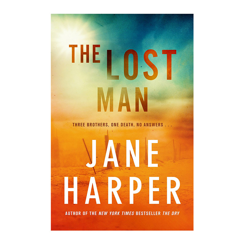New books to read featured by top US life and style blog, York Avenue; The Lost Man