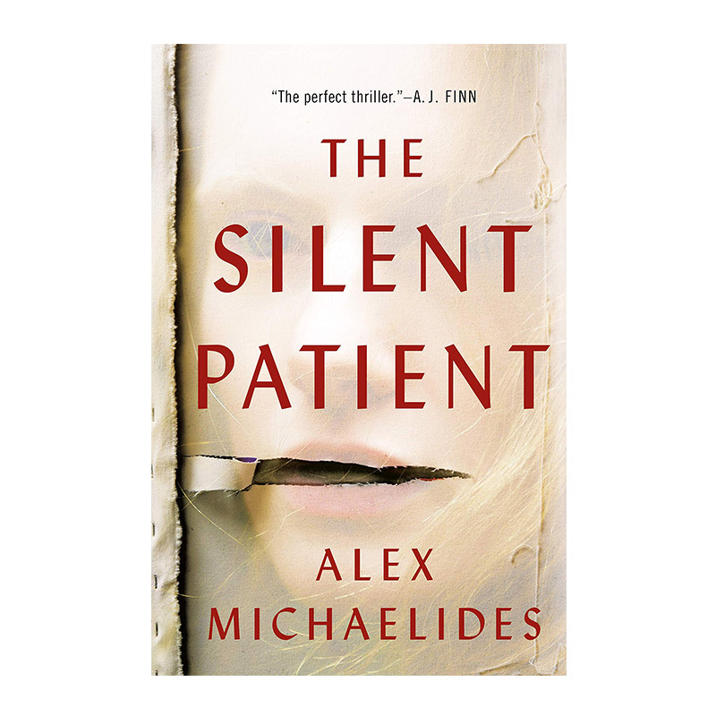 New books to read featured by top US life and style blog, York Avenue; Book The Silent Patient