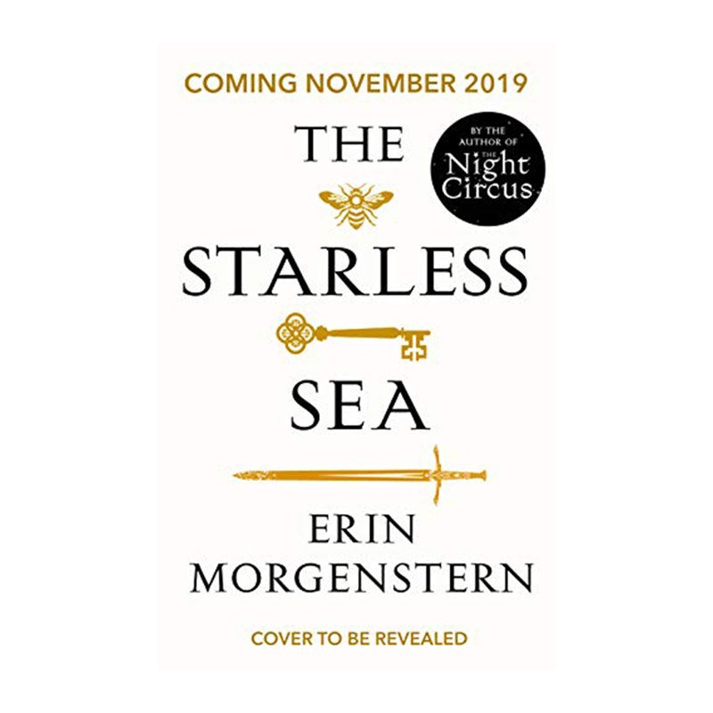 New books to read featured by top US life and style blog, York Avenue; The Starless Sea