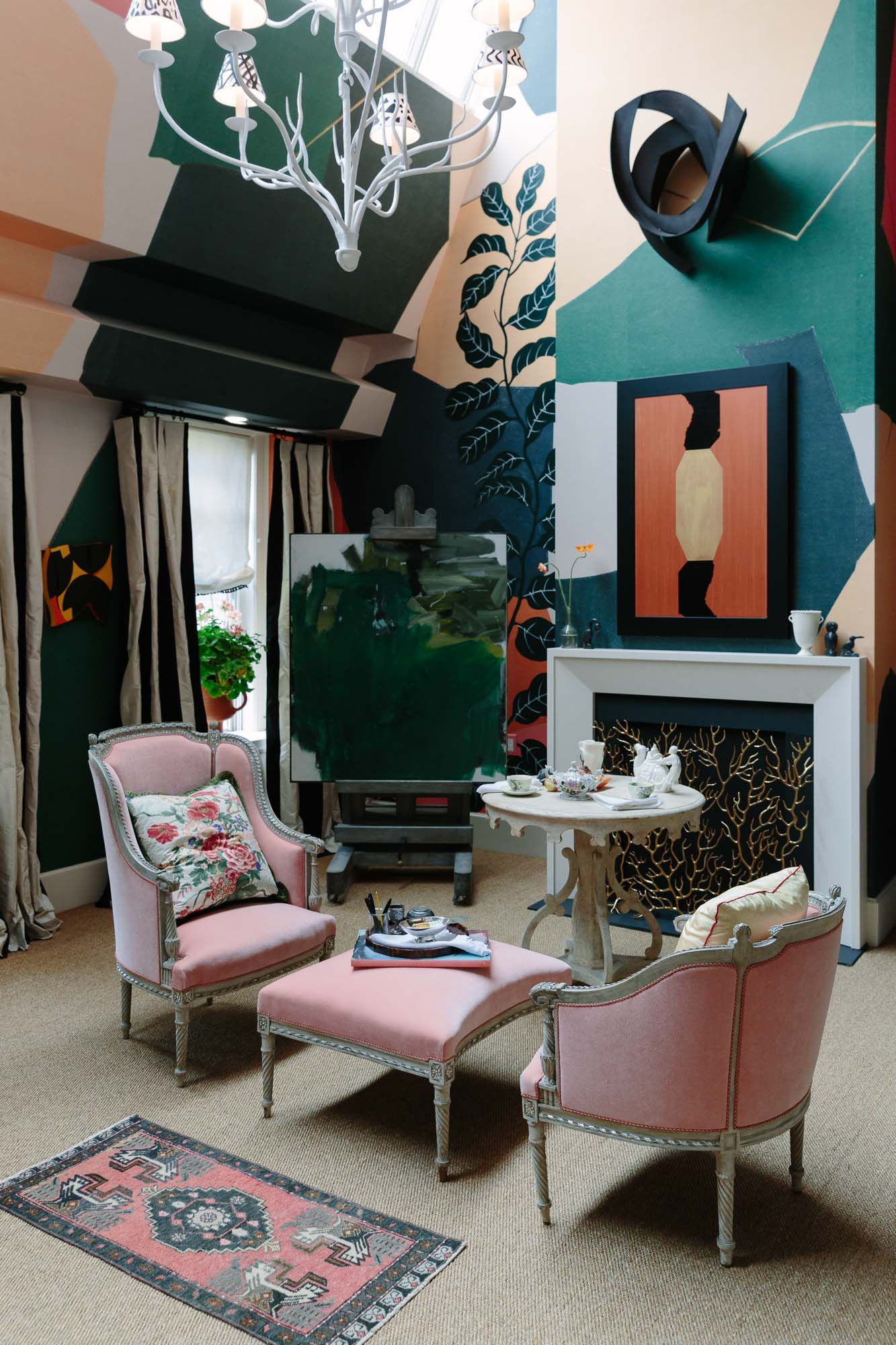 Kips Bay Decorator Showhouse featured by top interior design blog York Avenue
