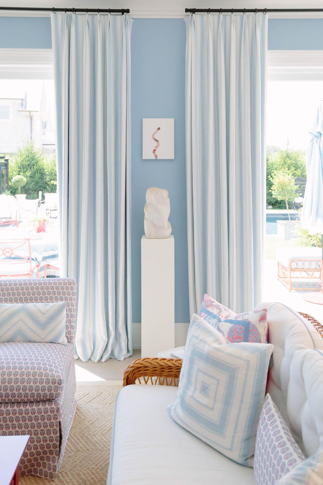 Alessandra Branca's Living Room