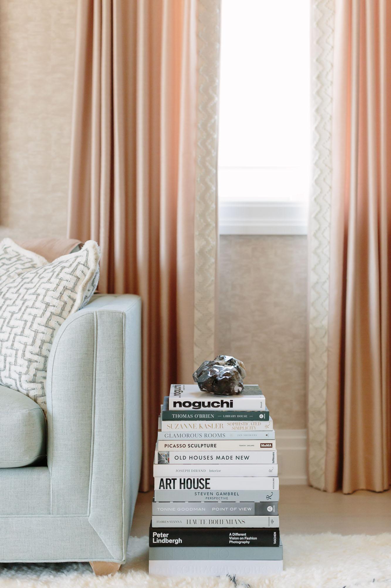 Morgan Harrison Home bedroom at the 2019 Hampton Designer Showhouse