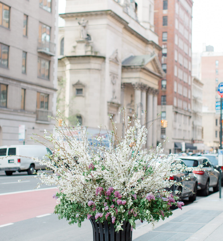 Lewis Miller Flower Flash in Lenox Hill in Upper East Side