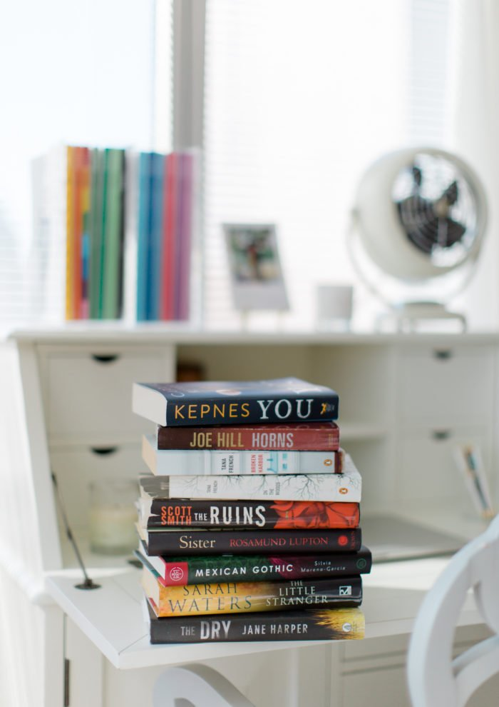 My Favorite Mysteries, Thrillers and Spooky Books