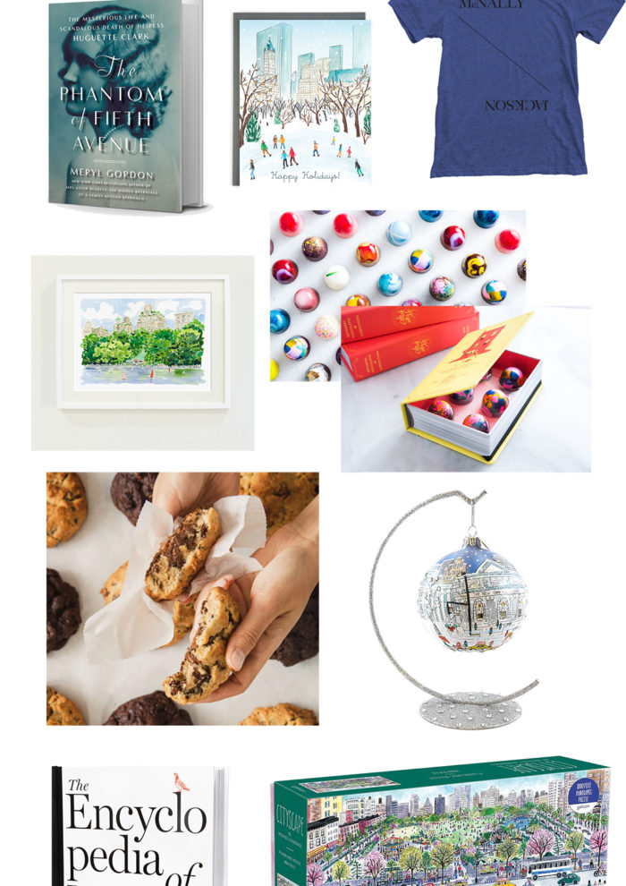Gift Guide for the Person Who Misses NYC