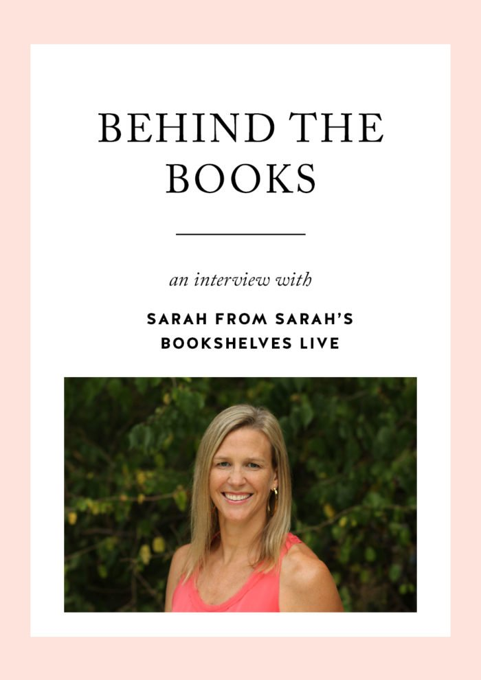 Behind the Books: A Conversation with Book Podcast Host and Blogger Sarah's Bookshelves